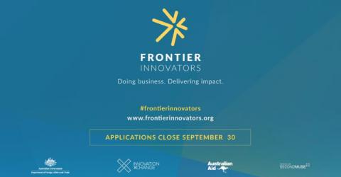 Frontier Innovators 2017