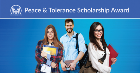 Fully Funded Peace & Tolerance Scholarship Award