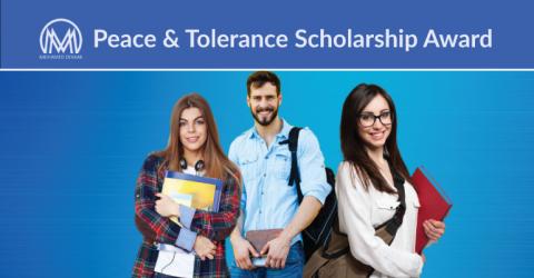 Fully Funded Peace & Tolerance Scholarship Award