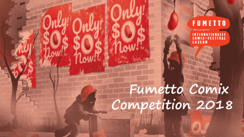 Fumetto Comix Competition (Int.) 2018