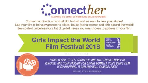Girls Impact the World Film Festival 2018