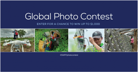 Global Water­Agriculture Photo Contest 2017