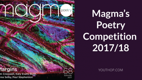 Magma's Poetry Competition 2017/18
