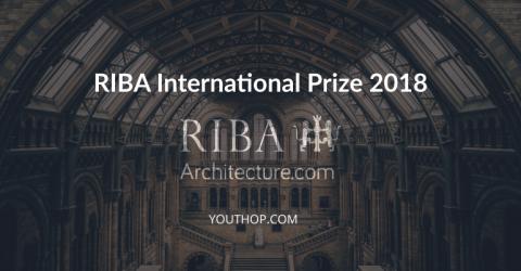 RIBA International Prize 2018