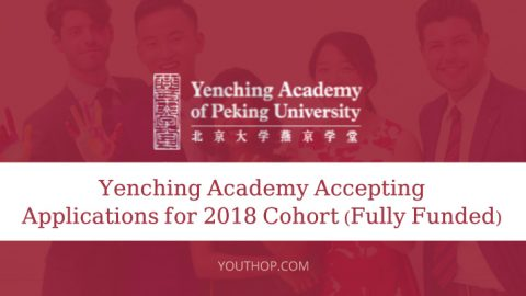 Yenching Academy of Peking University Scholarship 2018 in China