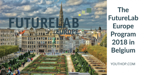 The FutureLab Europe Program 2018 in Belgium