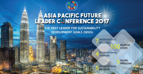 Asia Pacific Future Leader Conference 2017 in Malaysia