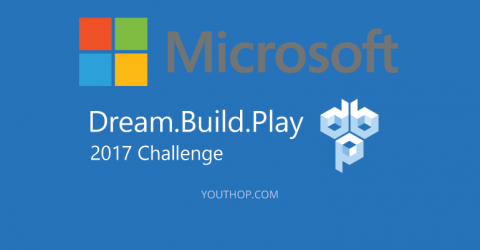 Dream.Build.Play Challenge 2017 by Microsoft