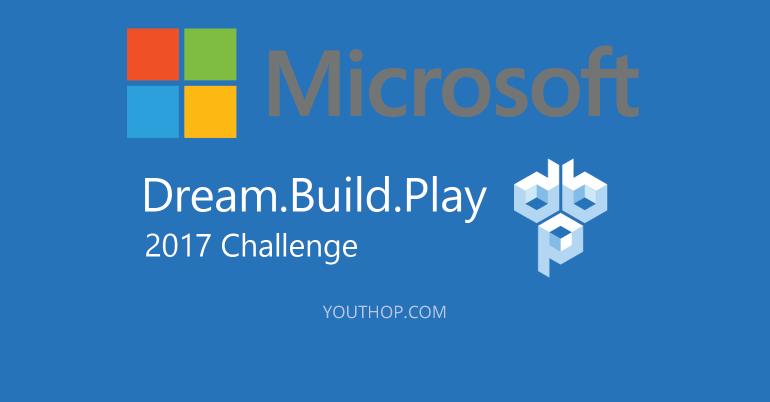 Microsoft Dream Build Play Challenge