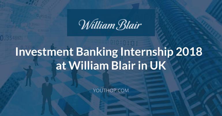 Investment banking internships deadlines for scholarships youth blaze vest