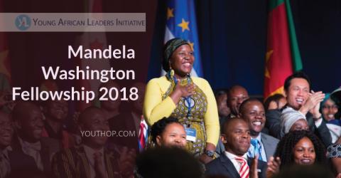 Mandela Washington Fellowship 2018