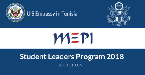 MEPI Student Leaders Program 2018 by The U.S. Department of State