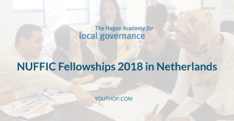 NUFFIC Fellowships 2018 in Netherlands