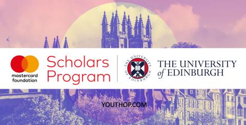 The Mastercard Foundation Scholars Program 2018 in UK