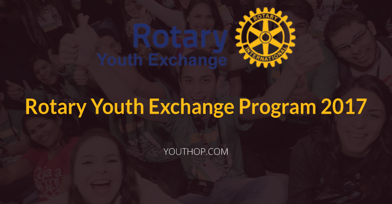 Rotary youth exchange program 2017 fully funded home for House trade in program