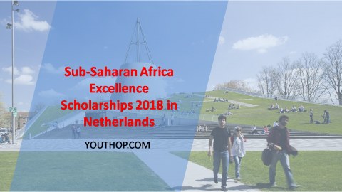 Sub-Saharan Africa Excellence Scholarships 2018 in Netherlands