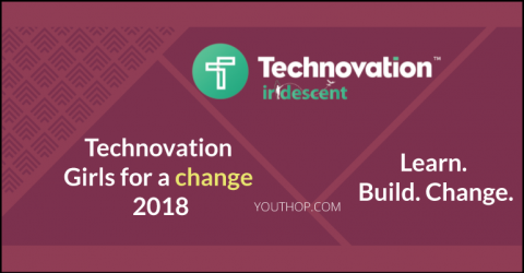 Technovation Girls for a change 2018