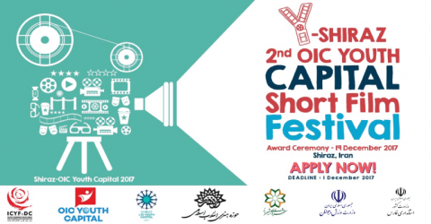 Y-SHIRAZ 2nd OIC Youth Capital Film Awards 2017 in Iran