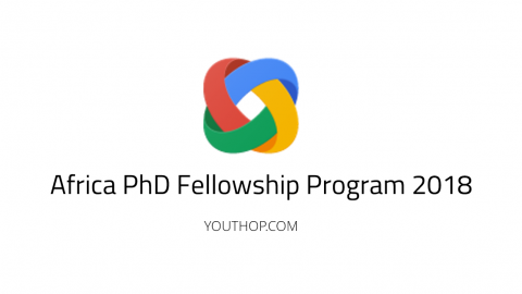 Africa PhD Fellowship Program 2018