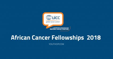 African Cancer Fellowships  2018