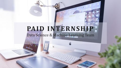 Data Science & Machine Learning Internship at Apple