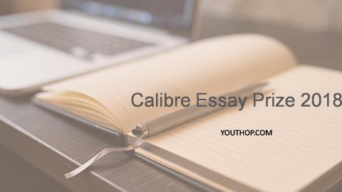 Calibre Essay Prize 2018