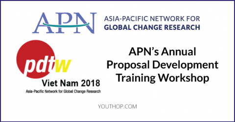 Call for Applications: APN's Annual Proposal Development Training Workshop