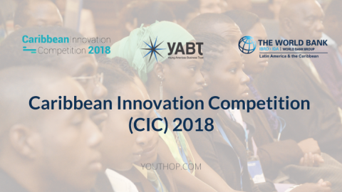 Caribbean Innovation Competition (CIC) 2018