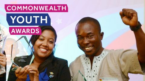 Commonwealth Youth Awards 2018 in UK