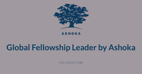 Global Fellowship Leader by Ashoka