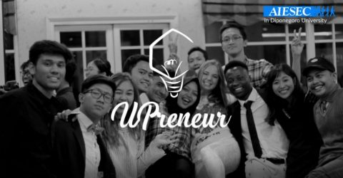 Uprenuer 2 Project in Indonesia by AIESEC UNDIP