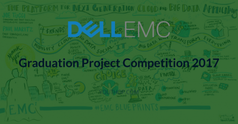 Graduation Project Competition 2017 by DELL EMC