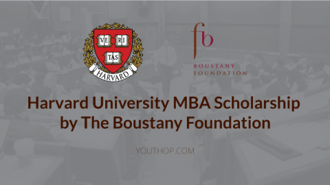 Harvard University MBA Scholarship by The Boustany Foundation