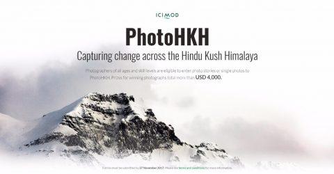 ICIMOD PhotoHKH contest 2017