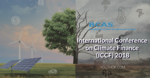 International Conference on Climate Finance (ICCF) 2018