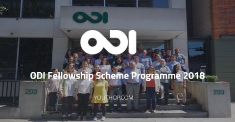 ODI Fellowship Scheme Programme 2018