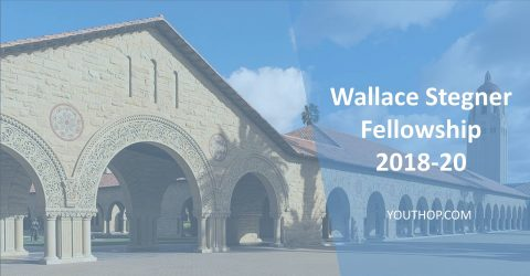 Wallace Stegner Fellowship 2018-20 in USA