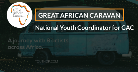 The Great African Caravan [Call for National Youth Coordinators]