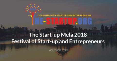 The Start-up Mela 2018- Festival of Start-up and Entrepreneurs in Nepal