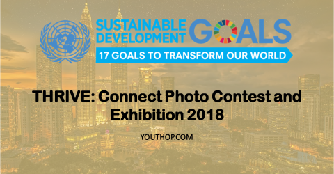 THRIVE: Connect Photo Contest and Exhibition 2018