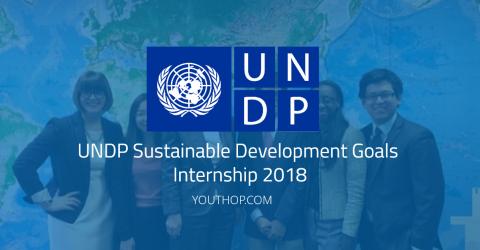UNDP Sustainable Development Goals Internship 2018 in Nigeria