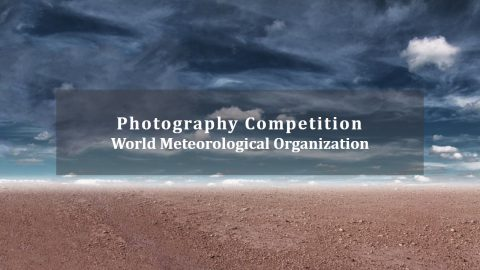 WMO 2018 Water Photo Competition