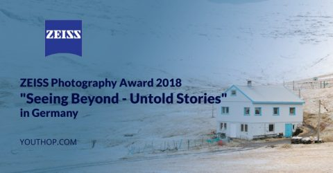 "ZEISS Photography Award 2018 ""Seeing Beyond – Untold Stories"""