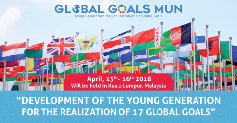 17 Global Goals Conference 2018 in Malaysia