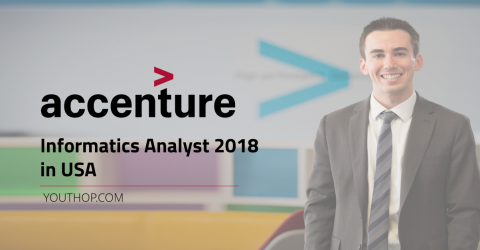 Accenture Informatics Analyst 2018 in USA