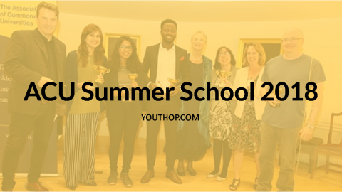 ACU Summer School 2018