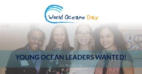 Become A Young Ocean Leader!