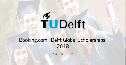 Booking.com|Delft Global Scholarships 2018 in Netherlands