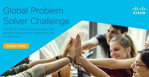 Cisco Global Problem Solver Challenge 2018