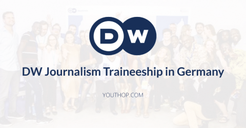DW Journalism Traineeship in Germany